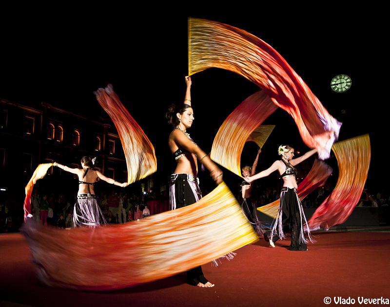 orientálna tance vystúpenie banská bystrica
