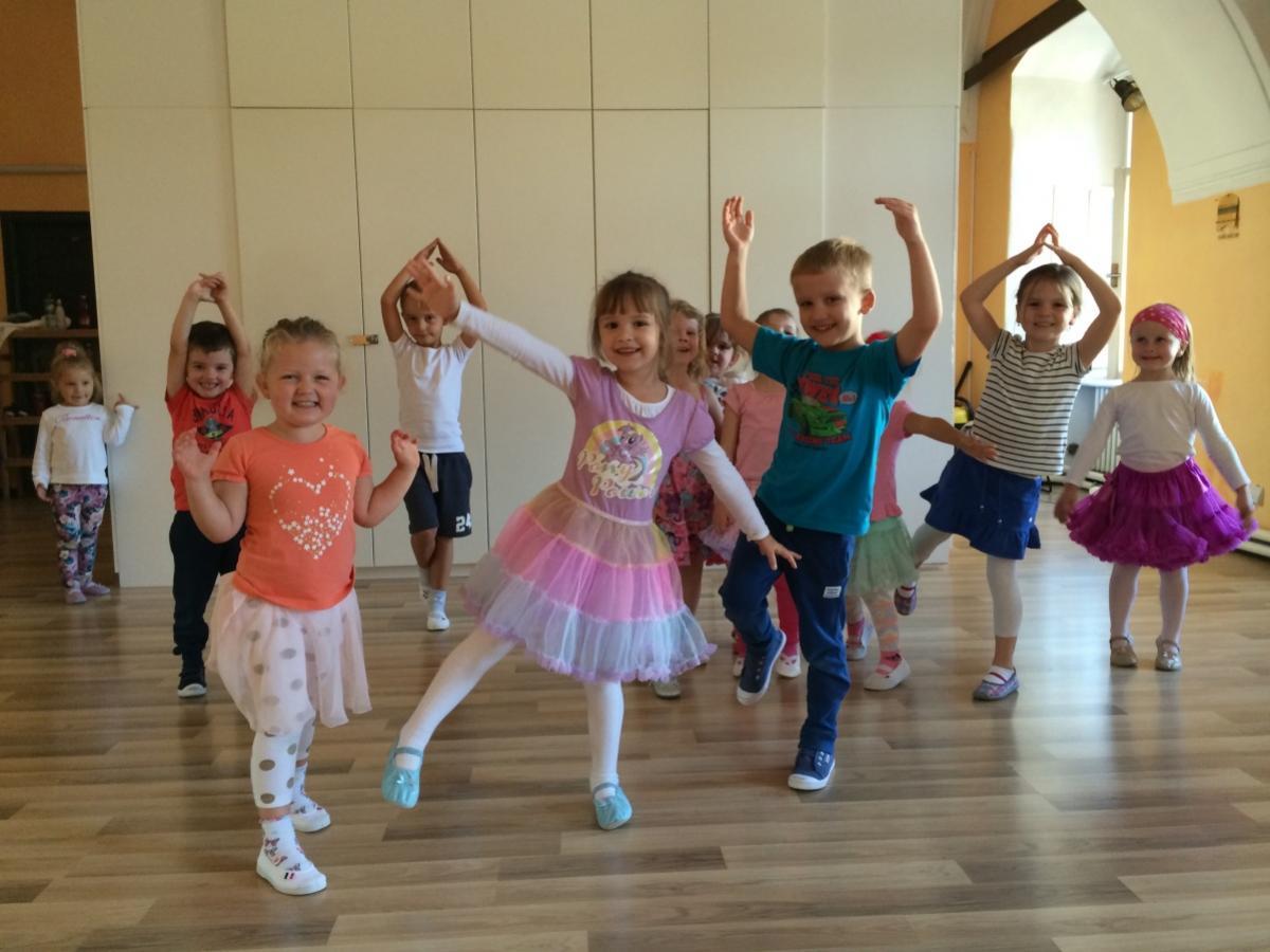 tanec pre deti