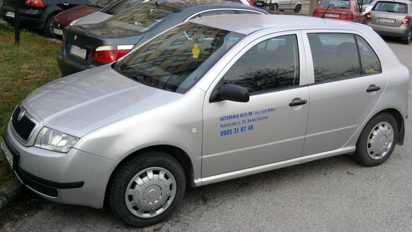 autoskola alfa bb banska bystrica