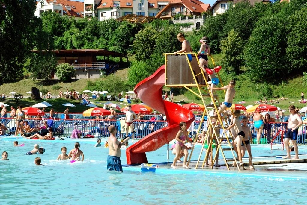 plážové kúpalisko Kongres Hotel Dixon**** Banská Bystrica