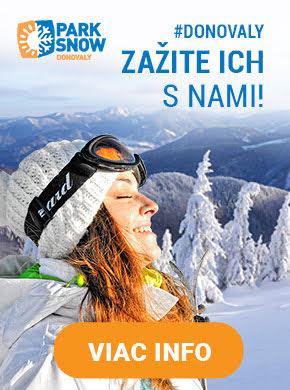 ZAŽITE DONOVALY! Miesto plné zábavy a možností v srdci Slovenska.