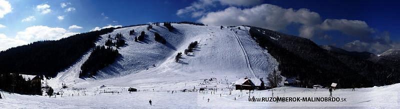 Ski park Malinô Brdo - ideálna rodinná lyžovačka na Liptove 3dddfe92ba0