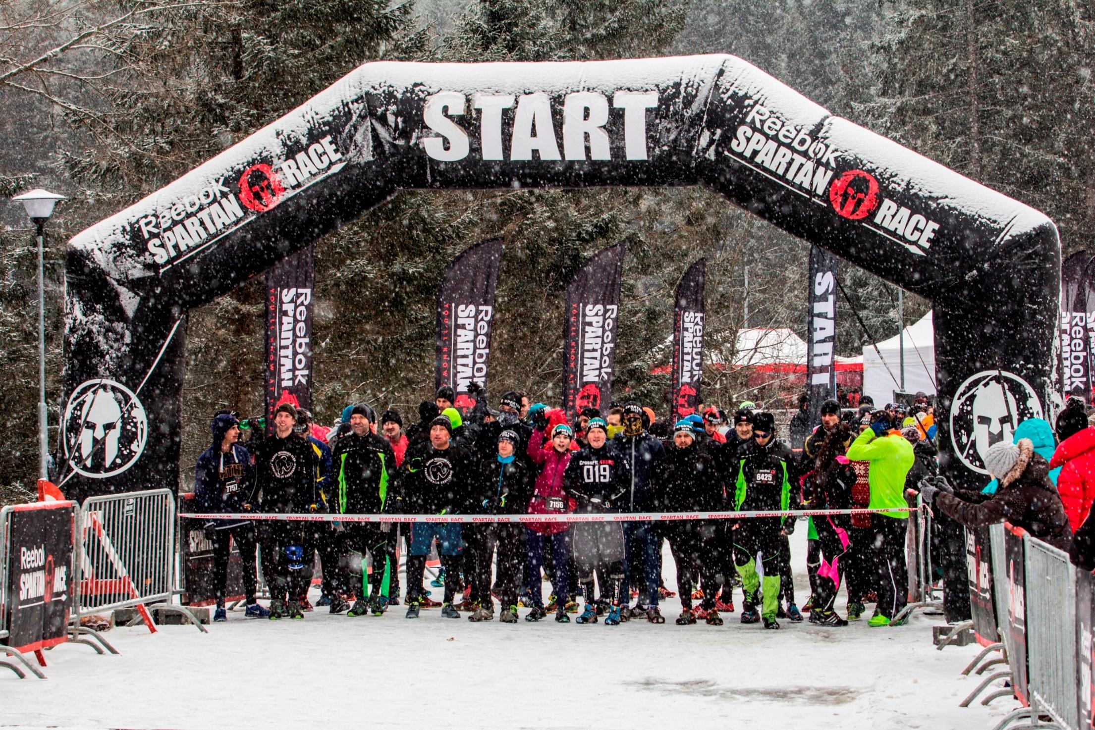 bfed1f04c2c Winter Sprint Spartan Race vo Svite už č - Kam v meste