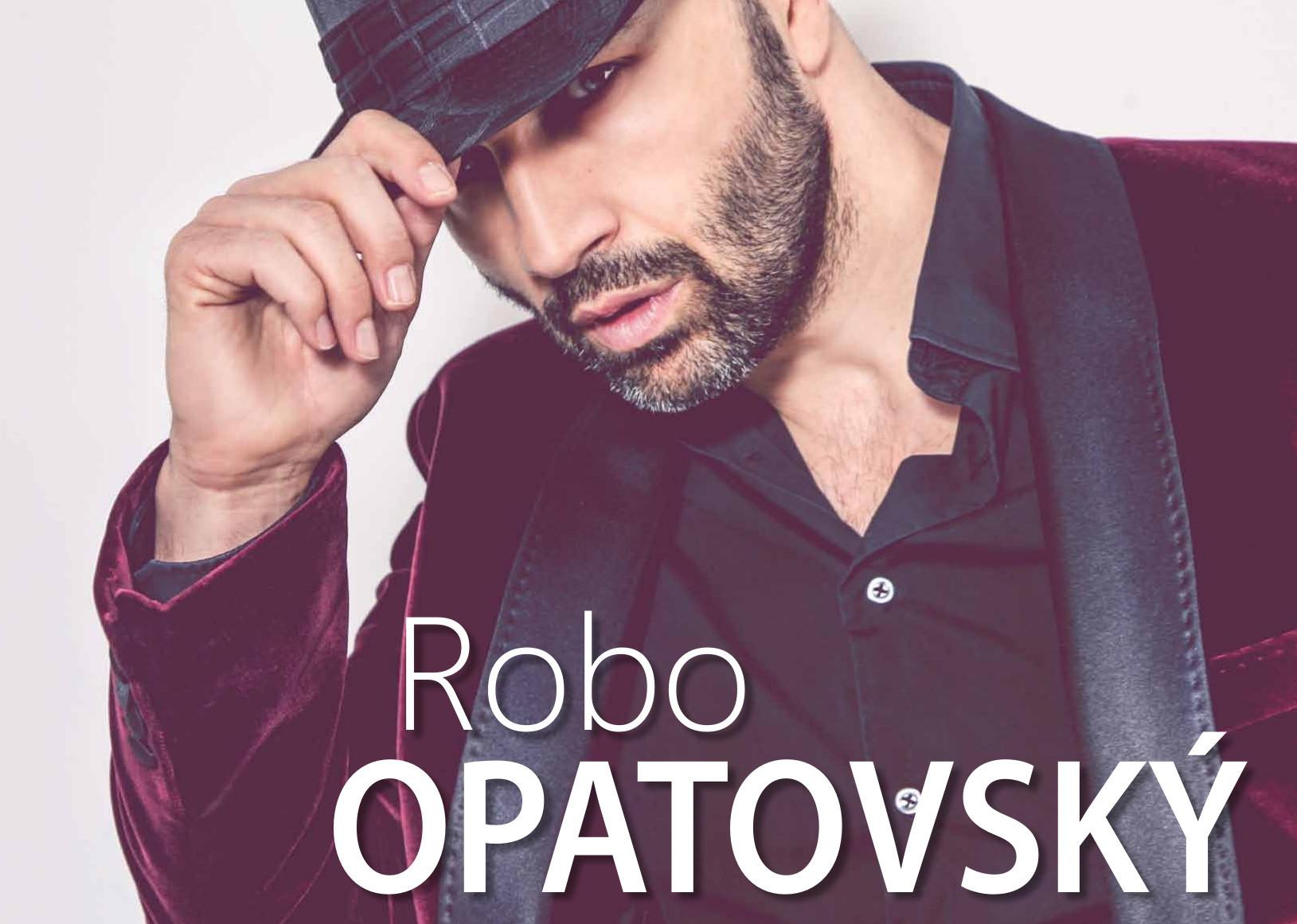 97a115724612 ROBO OPATOVSKÝ UNPLUGGED TOUR 2017 už - Katalóg firiem