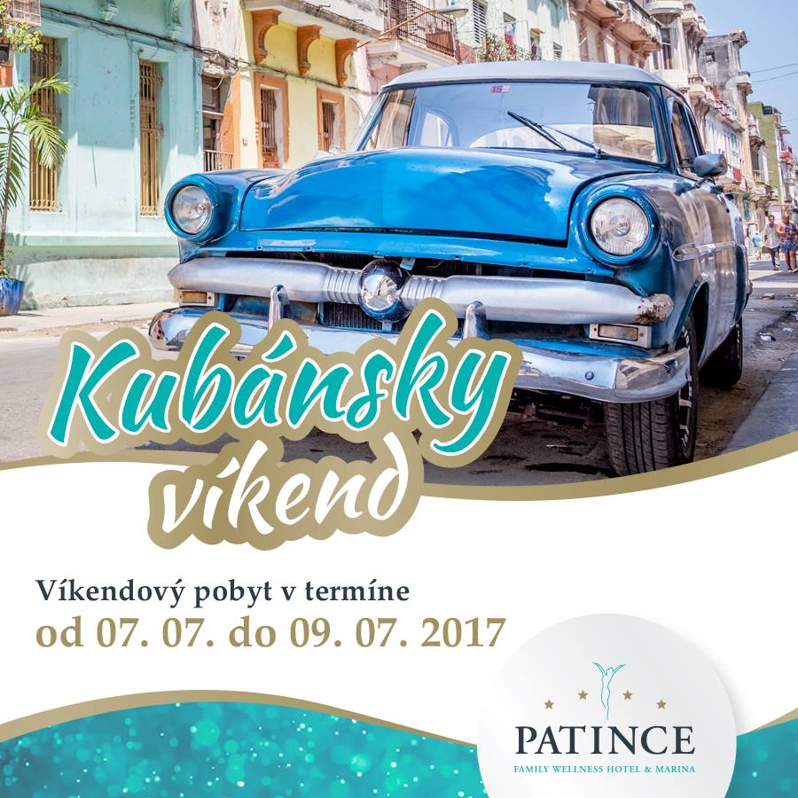 Kubánsky víkend v Patinciach - Katalóg firiem  c3081b84428