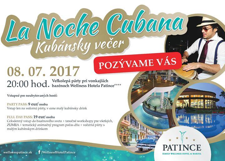 db13680c234d La NOCHE Cubana - Kubánska noc vo Wel - Katalóg firiem